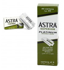 LAME ASTRA SUPERIOR PLATINUM-100 PZ