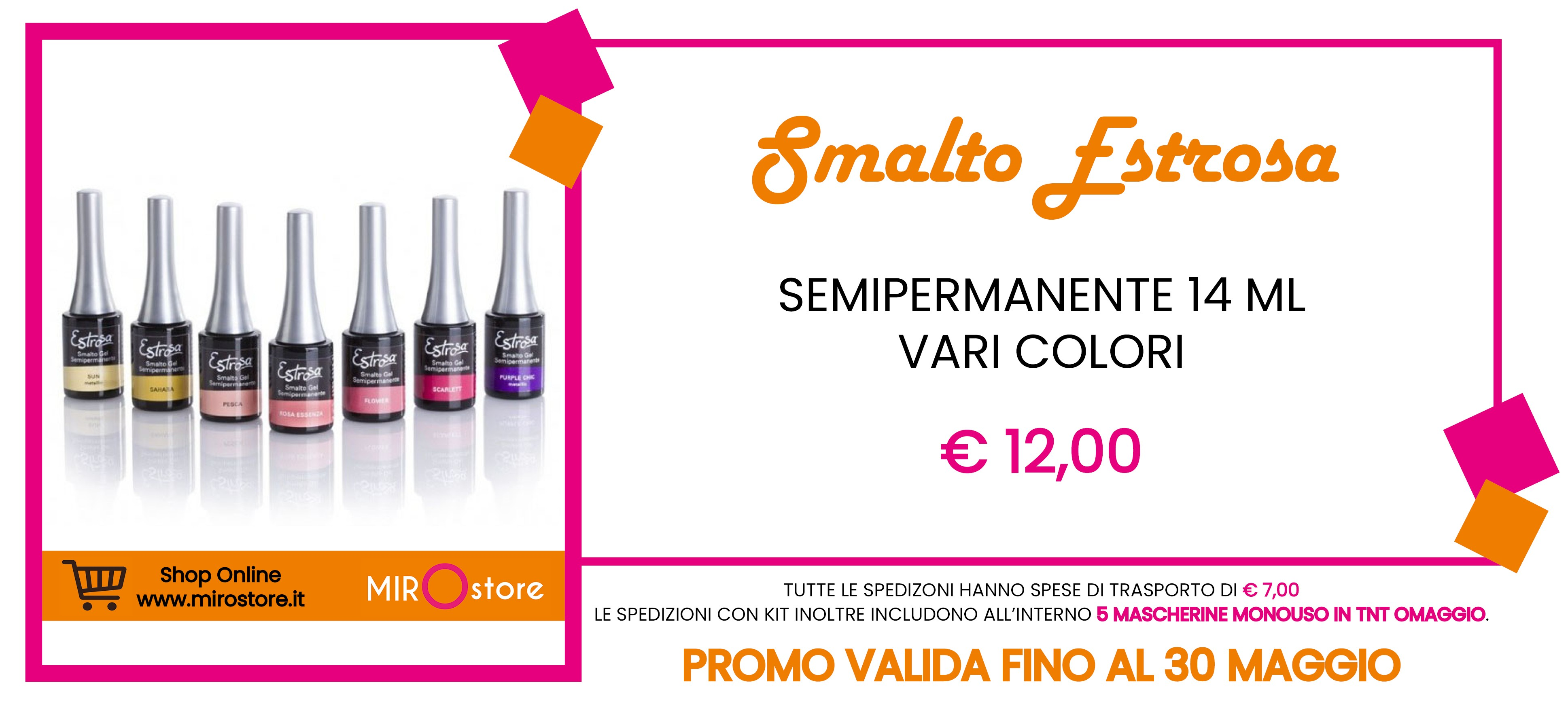 smalto estrosa